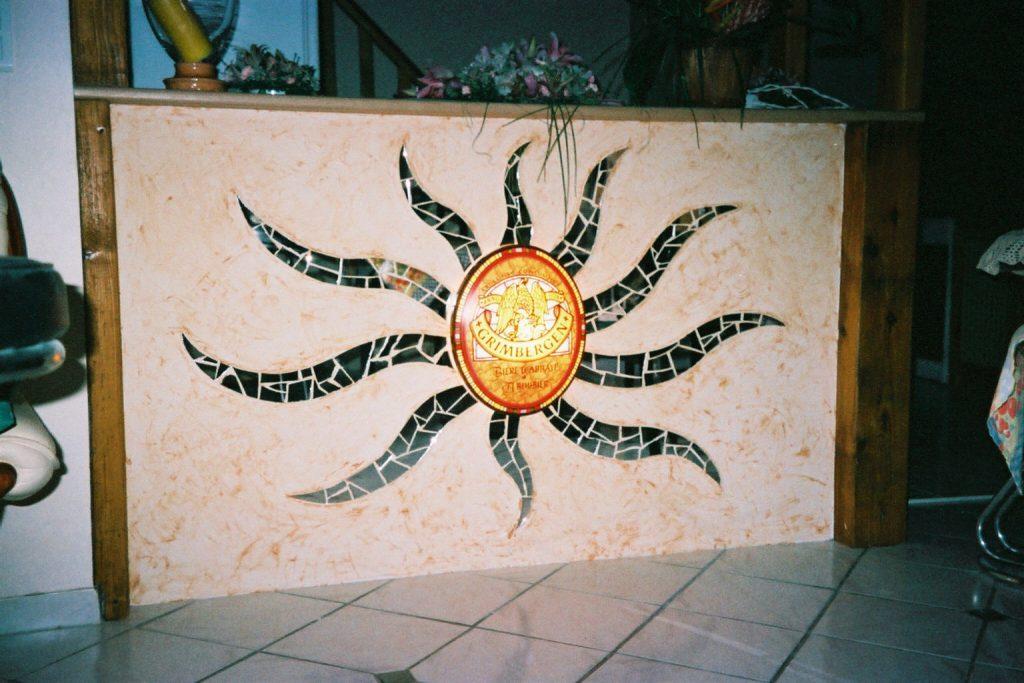 soleil mozaique2